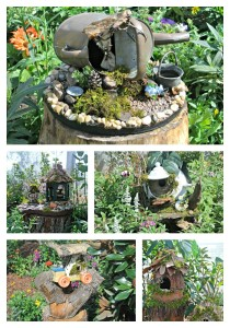 fairy houses epcot walt disney world