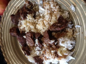 pampered chef dinner's done freezer meals basil balsamic beef