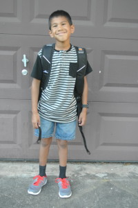 first day of school fourth grade
