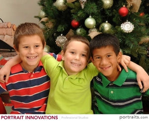 family photos portrait innovations christmas holiday pictures kids