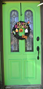 my life such as it is halloween wreath front door diy pinterest