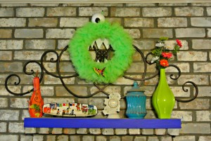 my life such as it is, henry, monster tulle wreath, diy pinterest