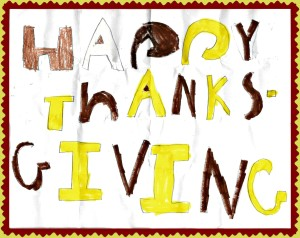 happy thanksgiving my life such as it is.com