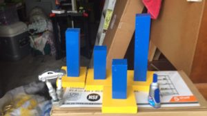 my life such as it is pinewood derby diy trophies