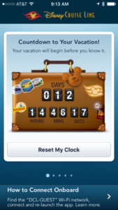 my life such as it is disney cruise countdown