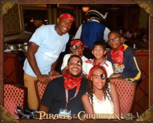 my life such as it is disney cruise pirate night