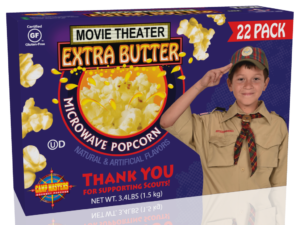 campmasters popcorn bsa fundraising my life such as it is