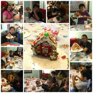 gingerbread house party my life such as it is