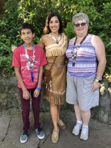 wdw, family vacation, pocohantas, disney world