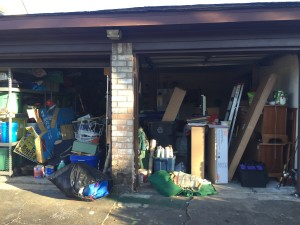 garage my life such as it is