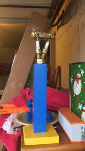 my life such as it is pinewood derby trophy diy pinterest